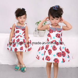 8b8b7a9ee123 China Lovely Baby Girl Dress for 1-5 Years Old Girls (3012 ) - China ...