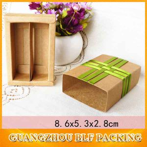 Paper Small Drawer Gift Box Packaging for Gift (BLF-PBO385) pictures & photos