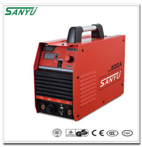 Sanyu China Widely Used Portable TIG 200A Acdc Welding Machine pictures & photos