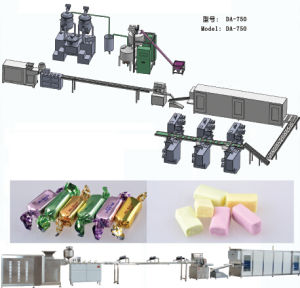 Stainless Steel Stable Full Auto Milk Candy Production Line