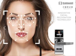 Facial Recognition Electronic Lock pictures & photos