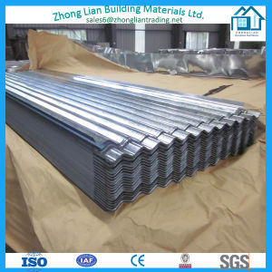 Metal Roof Sheet Galvanizing or Prepainted (ZL-RS) pictures & photos