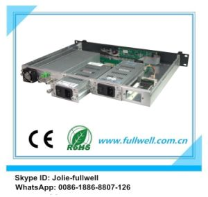 15km Transmission, 1550nm CATV Fiber Optics Directed Transmitter (FWT-1550D/PS-8) pictures & photos