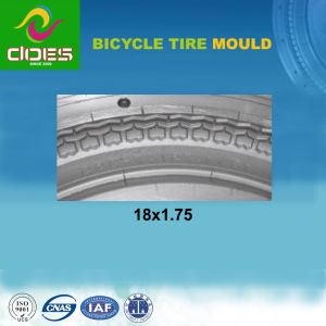 High Quality Tyre Mould for Bicycle Rubber Tyre with 18X1.75 pictures & photos