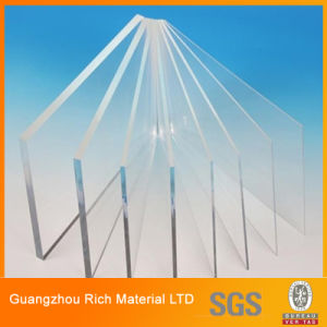 China Clear & Transparent Color Acrylic Sheet Plastic Board for ...