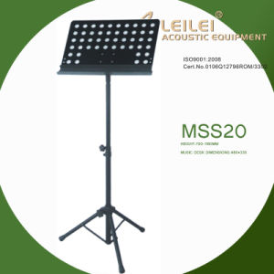 Foldable Extra Light Large Music Stand (MSS20) pictures & photos