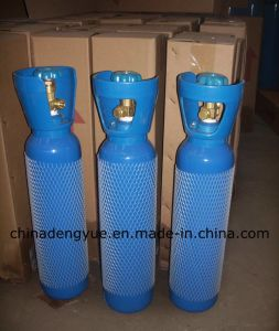 Portable Oxygen Tank Medical Portable Oxygen Tank pictures & photos