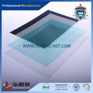 2016 Hot Sell Transparent Lexan 1mm-20mm Polycarbonate Solid Sheet pictures & photos
