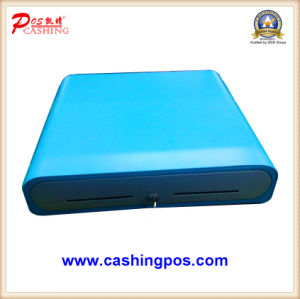 Color Rj11 Metal POS Cash Drawer with 3-Position Lock