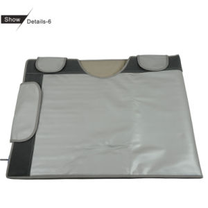 Three Heating Zones Far Infrared Blanket Beauty Equipment (K1802) pictures & photos
