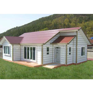 Mobile House Prefabricated Houses in Low Cost pictures & photos