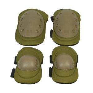 Classical Airsoft Tactical Knee & Elbow Pads pictures & photos