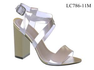 China Heel Shoe and Women Sandal