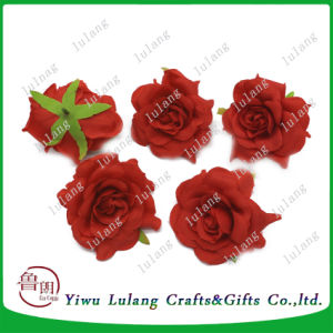 China Silk Flower Peony Heads Large Artificial Flower Heads Rose For