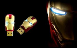 Avengers, Metal Iron Man USB Pen Drive 4GB 8 GB 16gig Flash pictures & photos