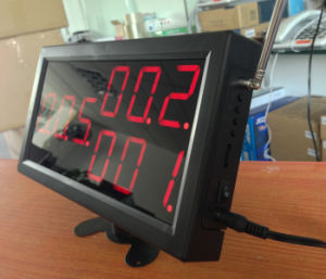 K-4-C Display with K-D4 4keys Call Button Restaurant Wireless Service Calling System pictures & photos