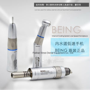 Bing Low Speed Handpiece Kit Dental Set pictures & photos