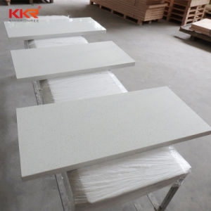 Building Material Quartz Stone Kitchen Countertop pictures & photos