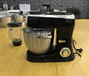 3 in 1/7.5L 15000W Ss Bowl/Kitchen Aid Stand Mixer/Competitive Price  Kitchen Food Processor/with Meat Grinder and Blender
