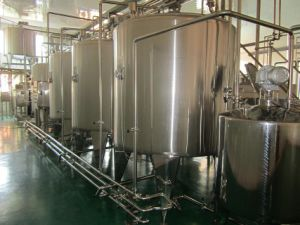Full Automatic 3000L/H Tea Beverage Production Line pictures & photos