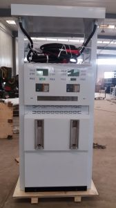 Two Pump, Four Nozzle Oil Fuel Station Fuel Dispenser pictures & photos