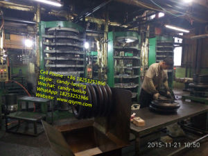 Motorcycle Tyre Vulcanizing Press Machine pictures & photos
