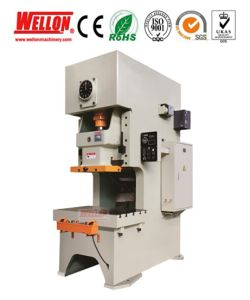 C Frame and Mechanical of Punching Press Machine (Power Press JH21 series) pictures & photos