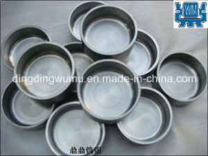 Pure Tungsten Crucible for Vacuum Furnace Melting pictures & photos