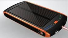 Solar Charger Power Bank MP-S23000 with Capacity 23000mAh
