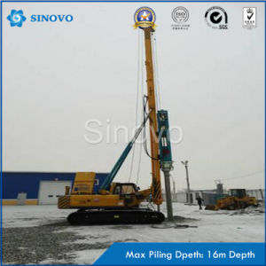 TH-60 Hydraulic Piling Rig for Precast Reinforced Concrete Piles pictures & photos