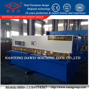 QC12y Series Hydraulic Shearing Machine