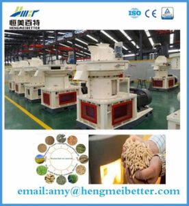 1-1.5t Sawdust Pellet Machine with Ce