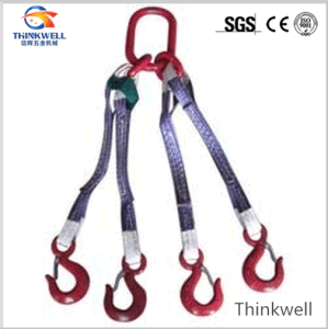 Factory Price Multi-Leg Polyester Webbing Sling Assembly pictures & photos