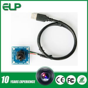 1080P CMOS Ov2710 USB Camera Module with 2 1mm Board Lens