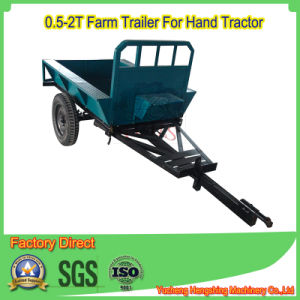 Mini Dump Trailer for Hand Tractor pictures & photos
