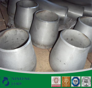 ANSI B16.9 ASTM A234 Wpb Reducer Fitting Sch5s-Xxs