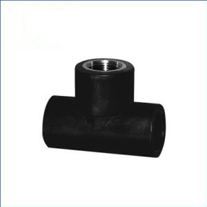 HDPE Pipe Fitting Female Tee pictures & photos
