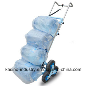 Electric 5 Gallon Bucket Trolley/Bottle Trolley for Stair Climbing pictures & photos