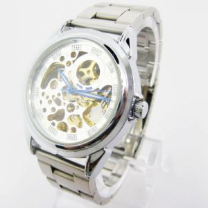 Stainless Steel Watch, Automatic Hollow out Watch Ja-15152 pictures & photos