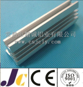 6000 Series Silver Anodizing Industrial Aluminium Profiles (JC-P-83011) pictures & photos