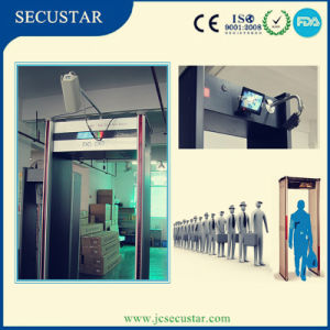 Security Door Frame Metal Detector Walk Through Scanner with CCTV  sc 1 st  JC Security Equipment Co. Ltd. & China Security Door Frame Metal Detector Walk Through Scanner with ...