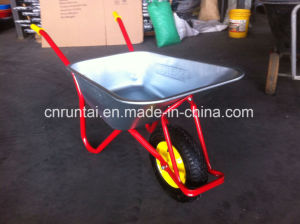 Low Price Strong Wheelbarrow (Wb6404h) pictures & photos