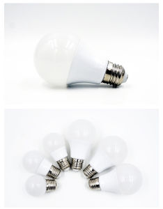 6W SMD High Efficiency A60 270° LED Bulb pictures & photos