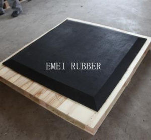 Safety Rubber Standard Swing Wear Pad with En1177, SGS, Ios9001: 2000 Certificate pictures & photos