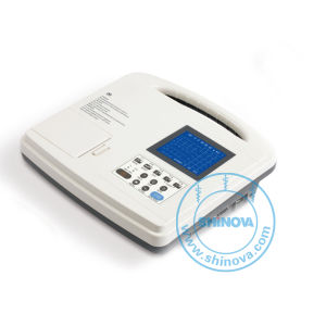 Single Channel Digital Electrocardiograph (ECG-801A) pictures & photos