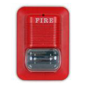 Fire Alarm Strobe Siren with Light pictures & photos