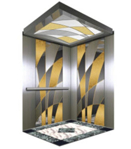 Elevator for Commercial Building with Vvvf