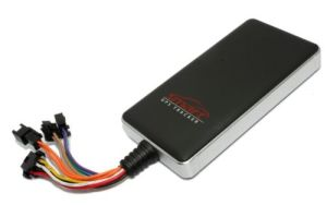 GPS Tracker with GSM + GPS Double Antennas