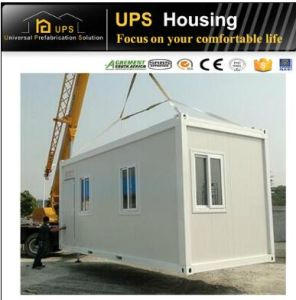 Easy Assembling Welded Container House with Ce Certificated and kitchen Facilities pictures & photos