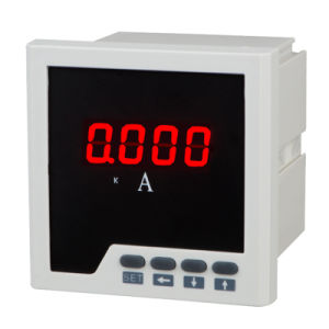 Exquisite Quality LED Single Phase Current Meter with Bound Alarm pictures & photos